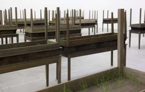 Plegaria Muda (2008-2010) by Doris Salcedo
