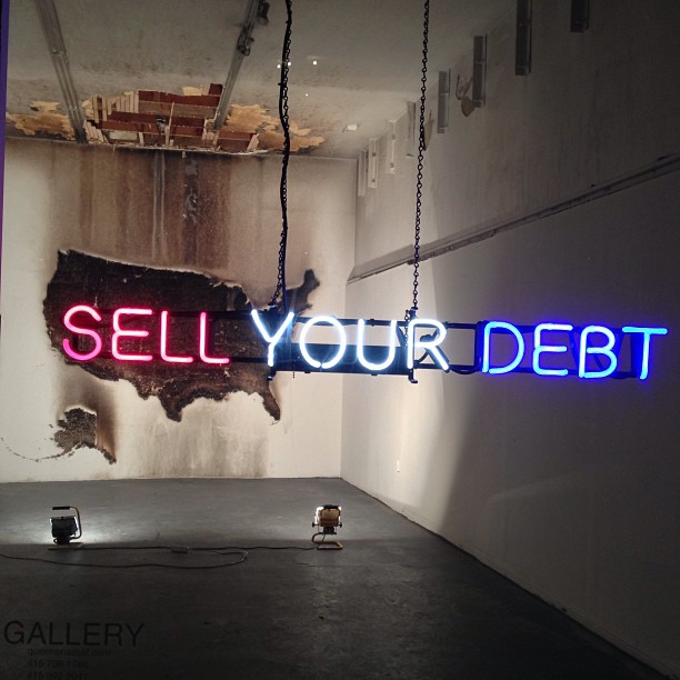 Sell Your Debt