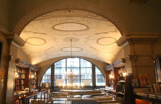Rizolli Interior (photo courtesy of Rizolli's website)